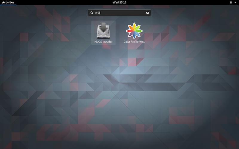Rnext Studios | MoOS – FreeBSD gnome distro
